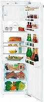 Холодильник с морозильником Liebherr IKB 3524 -