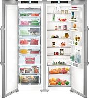 Холодильник с морозильником Liebherr SBSef 7242 -