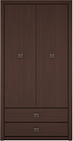 Шкаф Black Red White Коен REG2D2S (венге магия) -