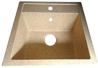 Мойка кухонная Granicom G-021-11 (кремовый) -