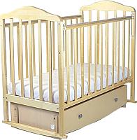 Кроватка СКВ 123005 (береза) -