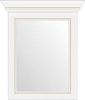Зеркало интерьерное Black Red White Вайт 60 (ясень снежный/сосна золотая) -