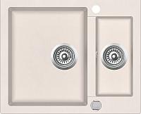 Мойка кухонная Teka Clivo 60 S-TQ / 40148032 (топаз) -