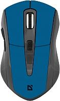 Мышь Defender Accura MM-965 / 52967 (синий) -
