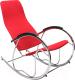Кресло-качалка Halmar Ben 2 (красный) -