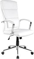 Кресло офисное Halmar Aurelius (белый) -