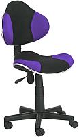 Кресло офисное Halmar Flash (фиолетовый) -