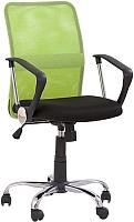 Кресло офисное Halmar Tony (зеленый) -