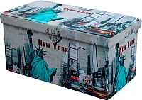Пуф Halmar Moly XL (Нью Йорк) -