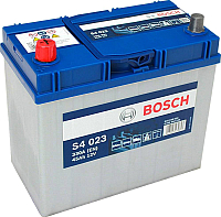 Автомобильный аккумулятор Bosch S4 0092S40230 (45 А/ч) -