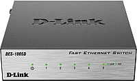 Коммутатор D-Link DES-1005D/O2B -
