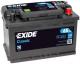 Автомобильный аккумулятор Exide Classic EC652 (65 А/ч) -