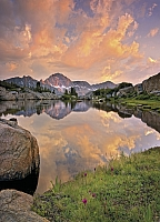 Фотообои Komar Alpengluhen 4-734 (184x254) -