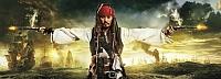 Фотообои Komar Pirates & Pistols 1-419 (202x73) -