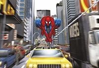Фотообои Komar Spider-Man Rush Hour 1-425 (184x127) -