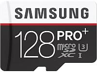 Карта памяти Samsung microSDXC Pro Plus UHS-1 U3 (Class 10) 128GB (MB-MD128DA) -