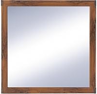 Зеркало интерьерное Black Red White Индиана JLUS 80 (дуб саттер) -