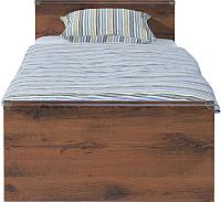 Каркас кровати Black Red White Индиана JLOZ 90 (дуб саттер) -