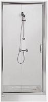 Стеклянная шторка для ванны Sanplast D2/TX5b-120-S sbGY (с Glass Protect) -
