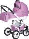 Детская универсальная коляска Riko Essence 2 в 1 (05/rose) -
