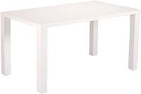 Обеденный стол Седия Yvetta (белый) -