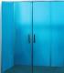 Стеклянная шторка для ванны Coliseum F-003-170 (прозрачное стекло) -