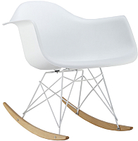 Кресло-качалка Signal Mondi II (белый) -