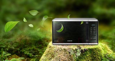 Микроволновая печь Samsung MS23K3513AW - презентационное фото 2