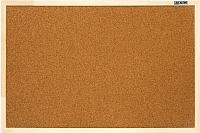 Информационная доска Akavim Wood CW912 (90x120) -