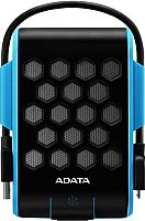 Внешний жесткий диск A-data HD720 1TB Blue (AHD720-1TU3-CBL) -