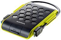 Внешний жесткий диск A-data HD720 1TB Green (AHD720-1TU3-CGR) -