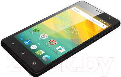 Смартфон Prestigio Wize PX3 3528 Duo / PSP3528DUOBLACK