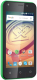 Смартфон Prestigio Wize L3 3403 Duo / PSP3403DUOGREEN (зеленый) -