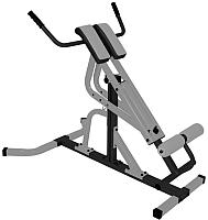 Тренажер для мышц спины Формула здоровья Эстетика (серебристый/черный) -