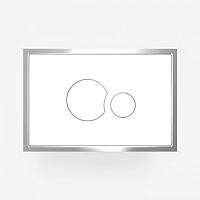 Кнопка для инсталляции Sanit 16.726.01..0000 -