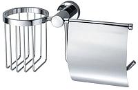 Держатель для туалетной бумаги Wasserkraft Donau K-9459 -