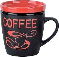 Чашка Bekker BK-8013 (красный) -