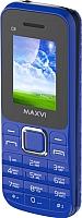 Мобильный телефон Maxvi C8 (синий) -