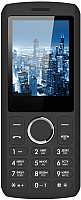 Мобильный телефон Vertex D516 (черный/красный) -