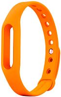Ремешок для фитнес-трекера Xiaomi Mi band (оранжевый) -