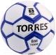 Футбольный мяч Torres BM 1000/F30075 (белый/серебристый/синий) -