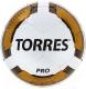 Футбольный мяч Torres Pro F30015 (белый/золотой/черный) -