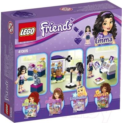 Конструктор Lego Friends Фотостудия Эммы 41305