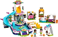 Конструктор Lego Friends Летний бассейн 41313 -