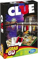 Настольная игра Hasbro Клуэдо B0999 -