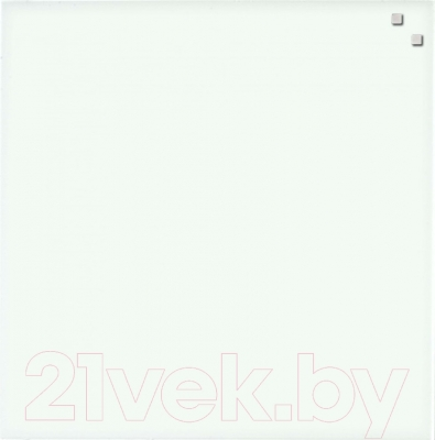 Магнитно-маркерная доска Naga White 10702 (45x45)