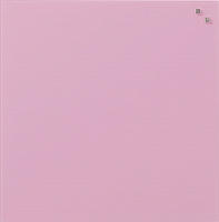 Магнитно-маркерная доска Naga Light Pink 10724 (45x45) -