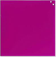 Магнитно-маркерная доска Naga Pink 10721 (45x45) -