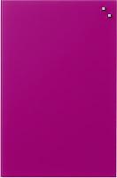 Магнитно-маркерная доска Naga Pink 10521 (40x60) -