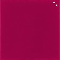 Магнитно-маркерная доска Naga Red 10720 (45x45) -